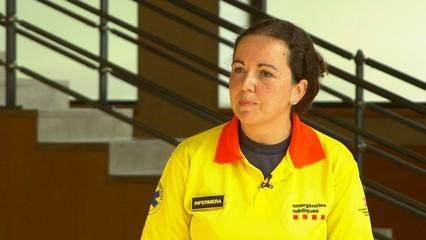 """Clara López: """"Intentem actuar el més ràpid i de la millor manera possible"""""""