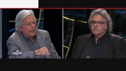 Joan Tardà i Javier Nart, cara a cara