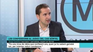 """Sergi Castillo, expert en la trama Gürtel: """"El PP valencià ha de decidir si protegeix Camps o fa el pas de demanar disculpes de veritat """""""