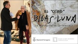 Una exposició a Tarragona mostra una altra faceta artística del director de cinema Bigas Luna
