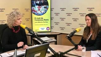 Maria Eugènia Gay i Mònica Terribas