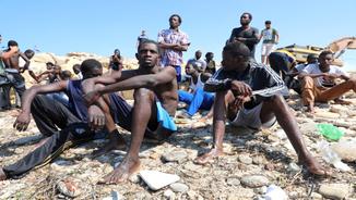 Migrants a l'espera