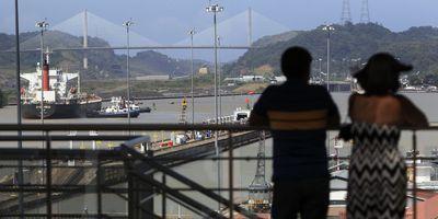 Sacyr suspèn el projecte d'ampliació del canal de Panamà per sobrecostos