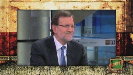 Rajoy i Lomana treuen fum