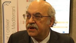 Andreu Mas-Colell, conseller d'Economia