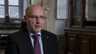 "Brice Robin, fiscal de Marsella: ""Germanwings em va canviar per sempre"""