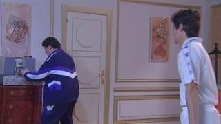 Crackòvia - Luis Enrique i Quique Sánchez Flores, al Reial Madrid dels 90