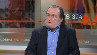Entrevista a Santiago Niño Becerra, catedràtic d'Estructura Econòmica de I'Institut Químic de Sarrià-Universitat Ramon Llull