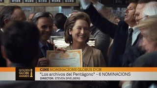 Les nominades favorites als Globus d'Or
