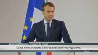 El Regne Unit promet més diners a França per controlar els immigrants de Calais