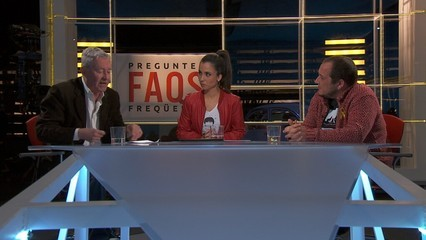 Parlem de corrupció amb David Fernández i Jorge Verstrynge