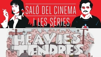 """Anem de festival amb caçadora i cadenes. Del Saló del Cine i les Sèries a """"Heavies Tendres"""""""