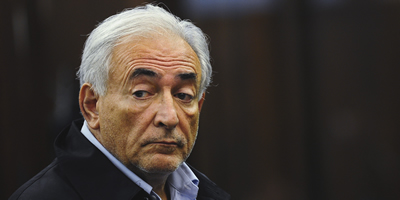 El fins fa poc director del Fons Monetari Internacional, Dominique Strauss-Kahn (Foto: Reuters)