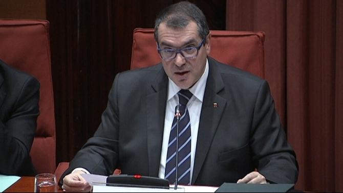 Jané anuncia noves oposicions als Mossos d'Esquadra i més places de bombers