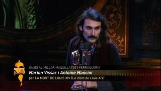 """Millor maquillatge i perruqueria: """"La mort de Lluís XIV"""""""
