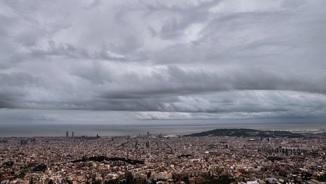 Cel tapat a Barcelona (Alfons Puertas)