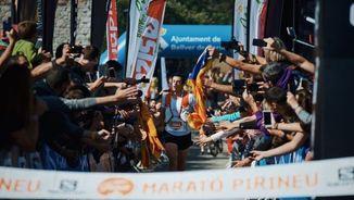 Kílian Jornet arrasa a l'Ultra Pirineu