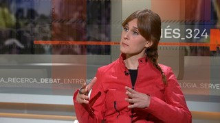 Entrevista a Jèssica Albiach, candidata de Catalunya en Comú-Podem