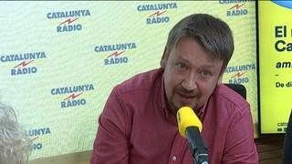 """Xavier Domènech: """"Als partits independentistes els uneix més el passat que el futur"""""""