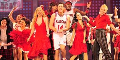 "Estrena de ""High School Musical"" al Tívoli de Barcelona"