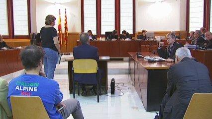 Declaracions de Carbajo en el judici pel cas Saratoga
