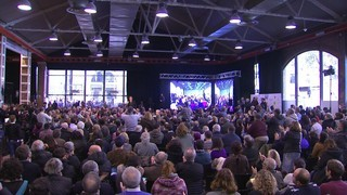 El nou partit d'esquerra que impulsa Ada Colau vol ser hegemònic a Catalunya