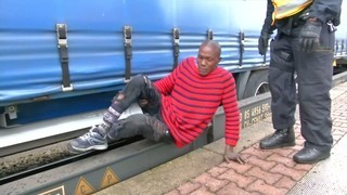 A 150 quilòmetres l'hora amagats en trens de càrrega, el perillós periple dels refugiats que volen arribar a Alemanya
