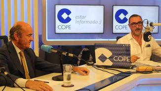 """De Guindos: """"Amb la independència, l'empobriment de Catalunya seria brutal. Es podria doblar l'atur"""""""