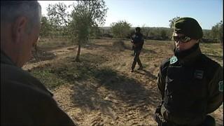 Els agents rurals reclamen més seguretat un any després de la mort a trets de dos membres del cos