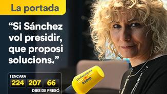 "Portada Terribas:""Si Sánchez vol presidir, que proposi solucions"""