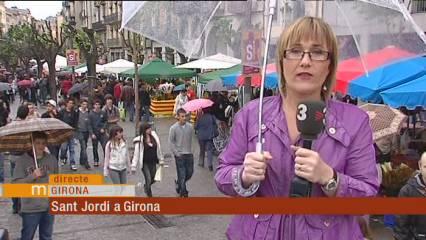 Sant Jordi a Girona
