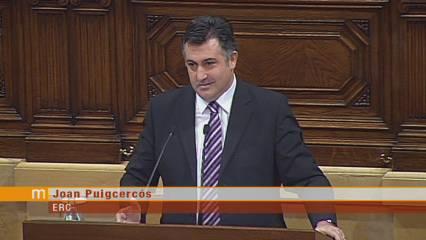 Puigcercós ofereix un pacte de confiança de 4 anys a Artur Mas