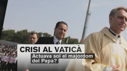 Les claus de les intrigues del Vaticà