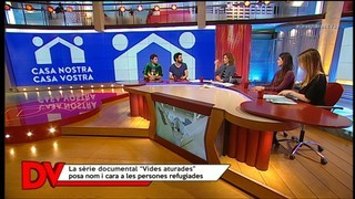 "La sèrie documental ""Vides aturades"", a TV3"