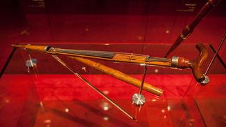 El manxaire 36: El violí bastó