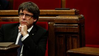 Portada Terribas: Si avui es proclama la república catalana, que sigui fraterna, justa i en pau
