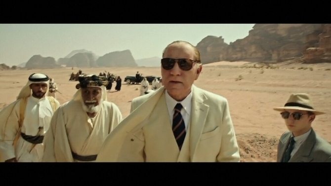 "L'actor Kevin Spacey a l'última pel·lícula de Ridley Scott, ""All the money in the world"""