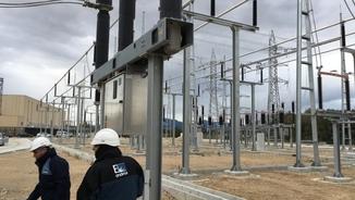 """""""Hub"""" elèctric a l'Alt Empordà"""