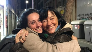 Anna Gras-Carreño i Adrià Díaz fan 94 minuts d'exercici teatral en clau d'amor