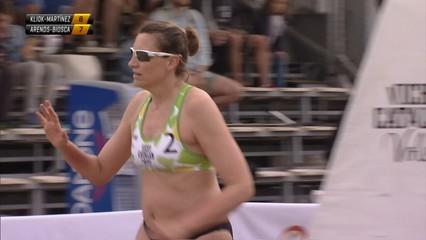 Volei Platja: Campionat Catalunya Final femenina