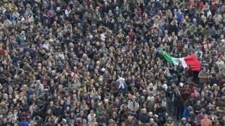 Missa de les famílies a Madrid presidida per Rouco Varela
