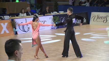 International Open Rising Stars Llatí P. Aro 2015