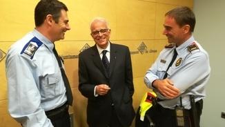 El robatori de mòbils, principal denuncia de les Fires de Girona