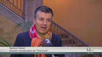 """""""This is art"""" és el nou programa d'art amb Ramon Gener"""