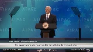 El poder imbatible de l'AIPAC, el lobby pro-Israel que ha conquistat total la classe política dels EUA