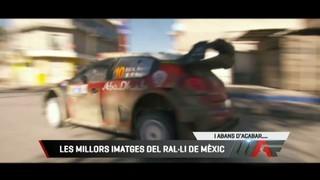 Les imatges més espectaculars del Ral·li de Mèxic