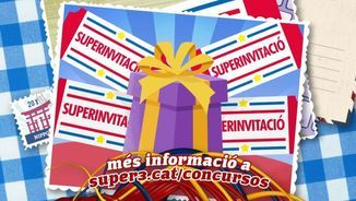 Concurs superinvitacions exclusives