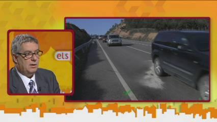 Pérez Moya nega que el SCT vulgui apujar la velocitat de nit
