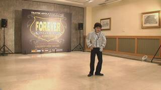 "Es busca un Michael Jackson petit per a l'espectacle ""Forever king of pop"""