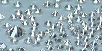 Un equip de TV3 entra a la borsa de diamants de Ramat Gan, un dels edificis més segurs d'Israel